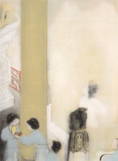 「 長恨歌 」 と絵画: 第二段